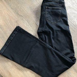 KUT From The KLOTH Chrissy Flare Black Denim Jeans